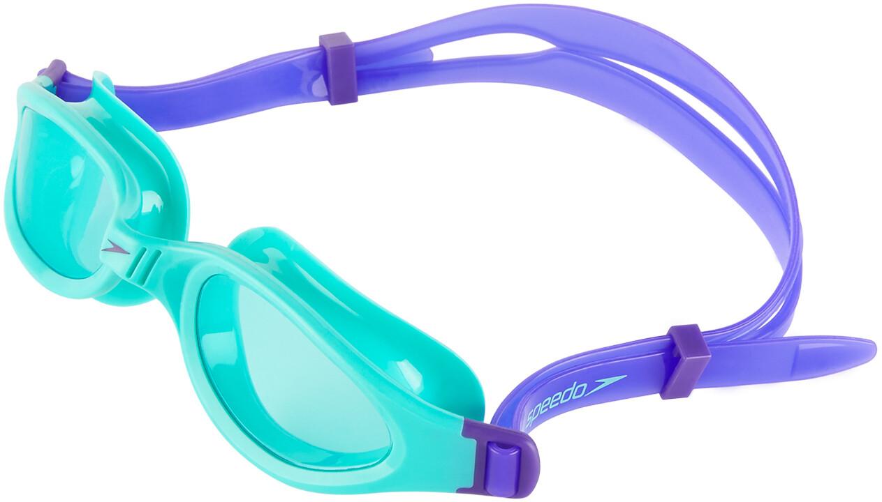 speedo Futura Plus Simglasögon Barn violett turkos - till fenomenalt ... d3d0e80d77392